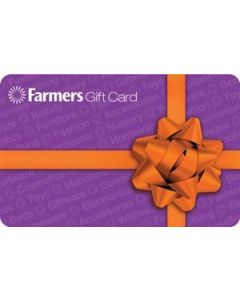 Farmers   $100 Physical Gift Card (delivered by courier)