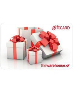 The Warehouse  $100 Physical Gift Card (delivered by courier)